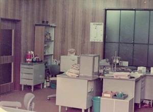 宮沢法律事務所事務室