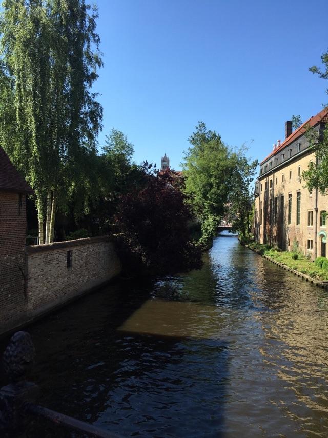 ベルギー川